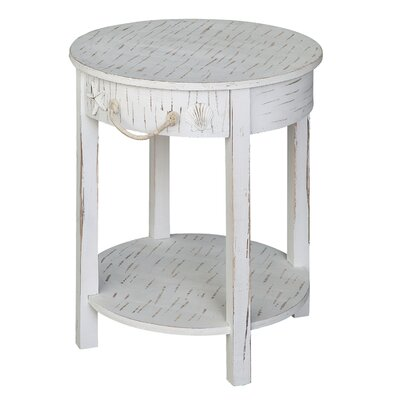 One Allium Way Lucien End Table