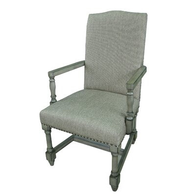 One Allium Way Limoges Arm Chair