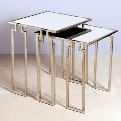 Interlude Bermondsey 2 Piece Nesting Tables