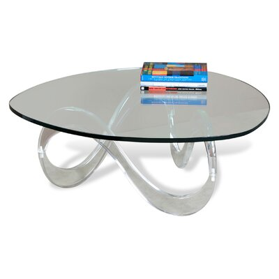 Interlude Wave Coffee Table