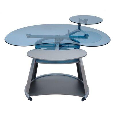 Studio Designs Neptune Computer Desk with Keyboard Shelf