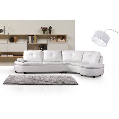 New Spec Inc Cosmo Sectional