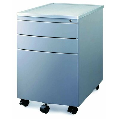 New Spec Inc 3-Drawer Mobile MP-04  File ..