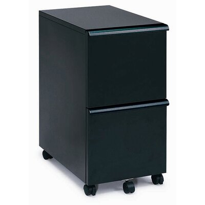 New Spec Inc 2-Drawer Mobile MP-05  Doubl..