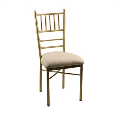 Alston Metal Ballroom Side Chair (Set of 2)