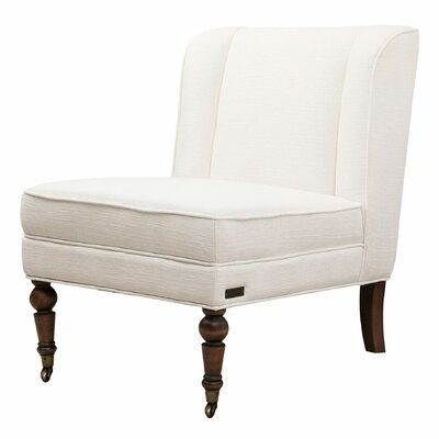 Abbyson Living Macie Wingback Slipper Chair
