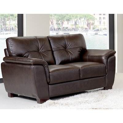 Darby Home Co Curran Loveseat