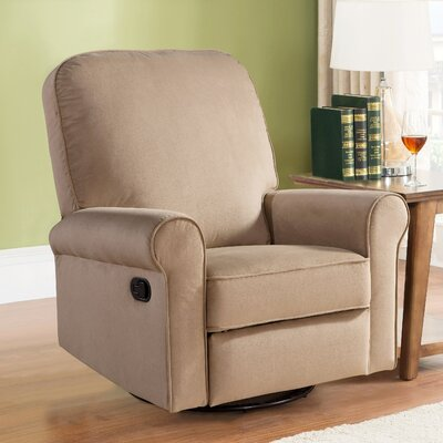Darby Home Co Mathers Swivel Glider Recliner