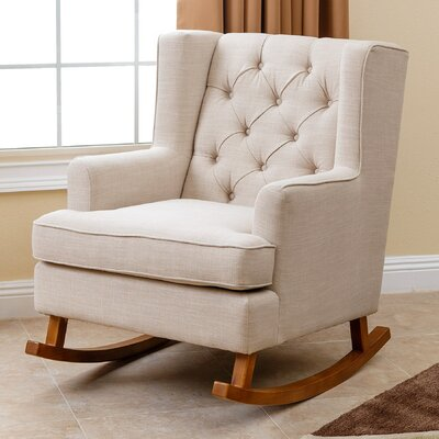 Abbyson Living Rocking Chair