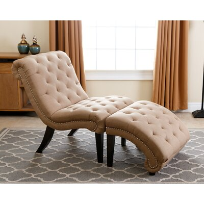 Darby Home Co Delbert Chaise Lounge