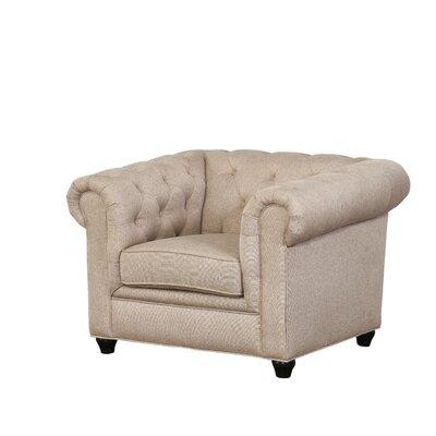One Allium Way Breaux Barrel Chair
