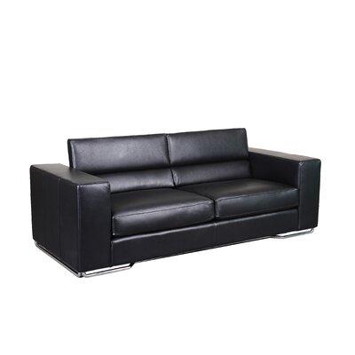 Bellini Modern Living Caslon Leather Sofa