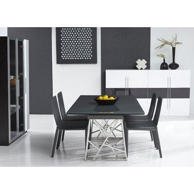Bellini Modern Living Borg Expandable Dining Table
