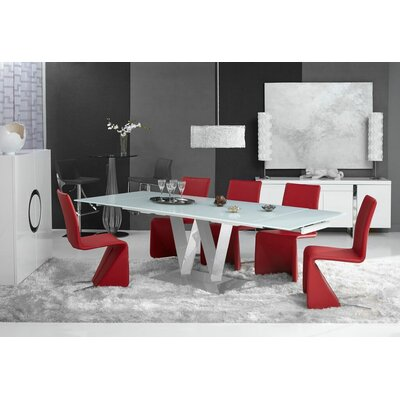 Bellini Modern Living Vicky Expandable Dining Table