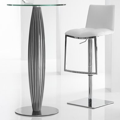 Bellini Modern Living Linda Bar Height Pub Table