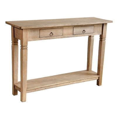 Casual Elements Sedona Console Table