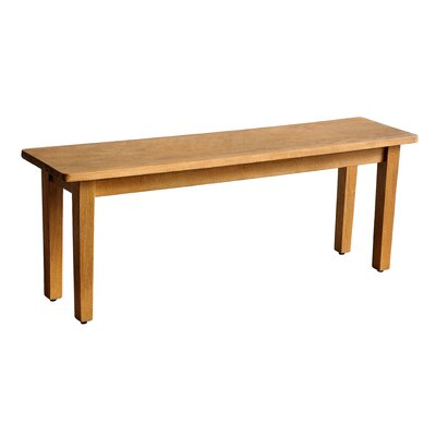 Casual Elements Suffolk Wood Kitchen Bench