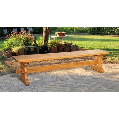 Casual Elements Santa Fe Wood Kitchen Bench