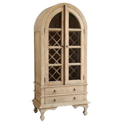 Casual Elements Sonoma 36 Bottle Floor Wine Cabi..