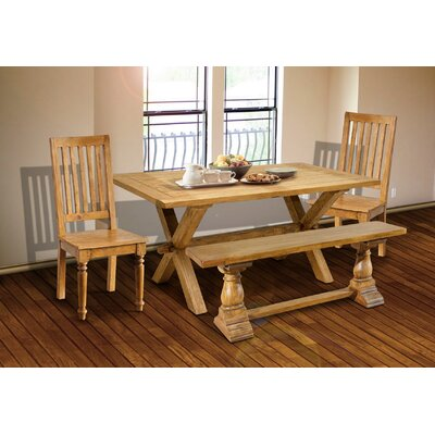 Casual Elements Chesca 4 Piece Dining Set