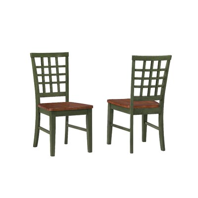Imagio Home by Intercon Arlington Side Chair (Set of 2)