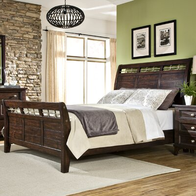 Imagio Home by Intercon Haven Sleigh Bed