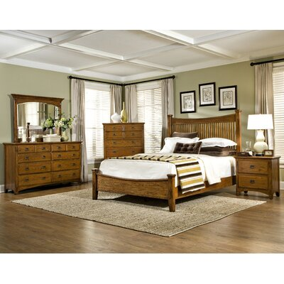 Imagio Home by Intercon Pasilla Customizable Bedroom Set