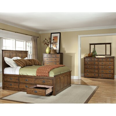 Imagio Home by Intercon Oakhurst Panel Customizable Bedroom Set
