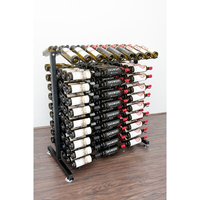 VintageView IDR Series 180 Bottle Floor Wine Rack