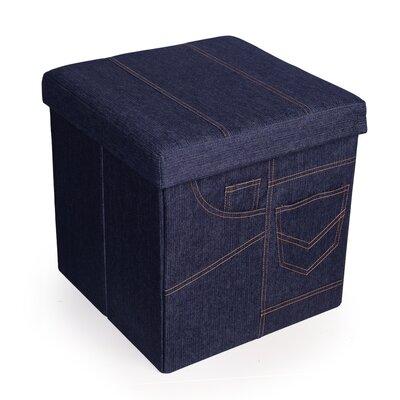 Viv + Rae Alice Folding Storage Ottoman