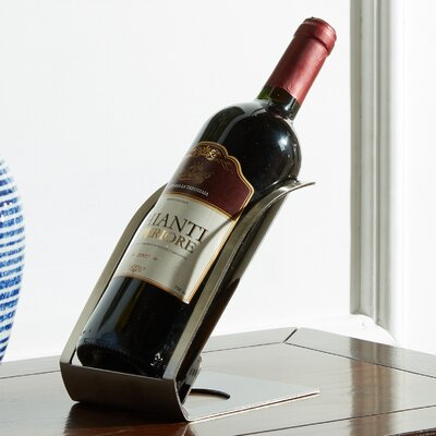 Varick Gallery Hayden 1 Bottle Tabletop Wine Rack