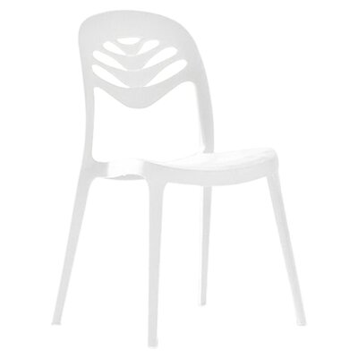 Domitalia ForYou2 Stacking Side Chair (Set of 4)