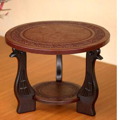 Novica Queen Sofia End Table