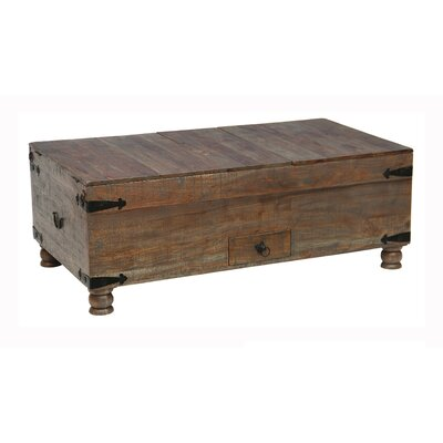 Aishni Home Furnishings Dakota Trunk