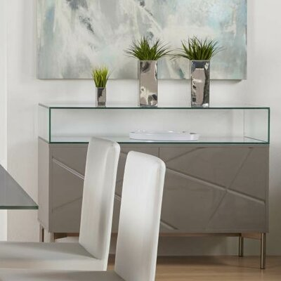 Star International Linea Console Table