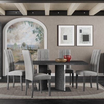 Star International Noble 7 Piece Dining Set