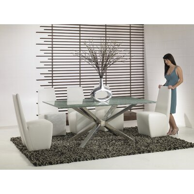 Star International Mantis Rectangle Dining Table..