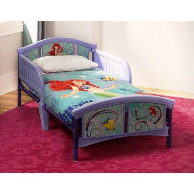 Delta Children Little Mermaid Toddler Bed