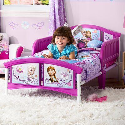 Delta Children Disney Frozen Toddler Bed