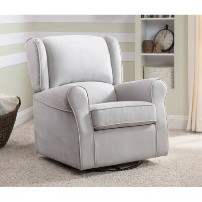 Delta Children Morgan Upholstered Glider