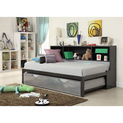ACME Furniture Renell Panel Bed with Book..