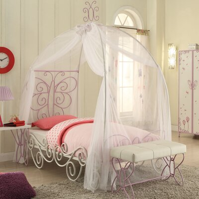ACME Furniture Priya II Canopy Bed
