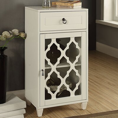Acme furniture ceara floor cabinet reviews wayfair for Acme kitchen cabinets