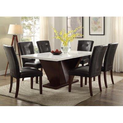Genial ACME Furniture Forbes Marble Dining Table U0026 Reviews | Wayfair
