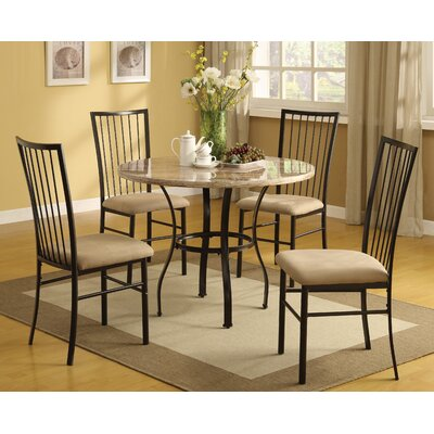 ACME Furniture Darell 5 Piece Dining Set