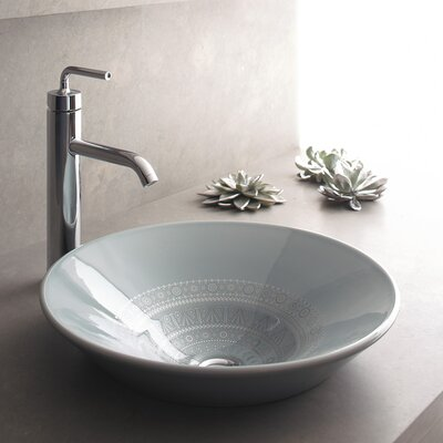 Kohler caravan collection nepal on conical bell vessel for Kitchen sink in nepal