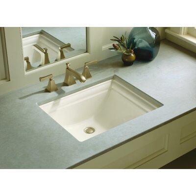 Kohler Undermount Bathroom Sinks Reviews kohler memoirs rectangular undermount bathroom sink with overflow