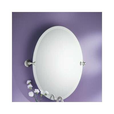 Moen Glenshire Tilting Wall Mirror & Reviews Wayfair