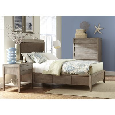 Beachcrest Home Panel Customizable Bedroom Set