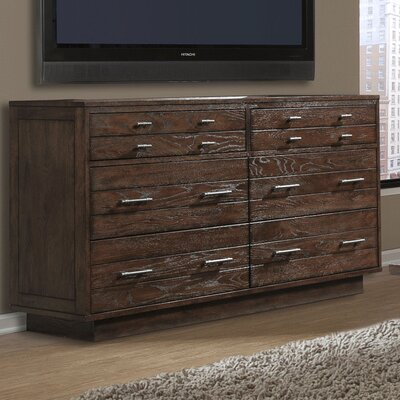 Cresent Furniture Hudson 6 Drawer Double ..